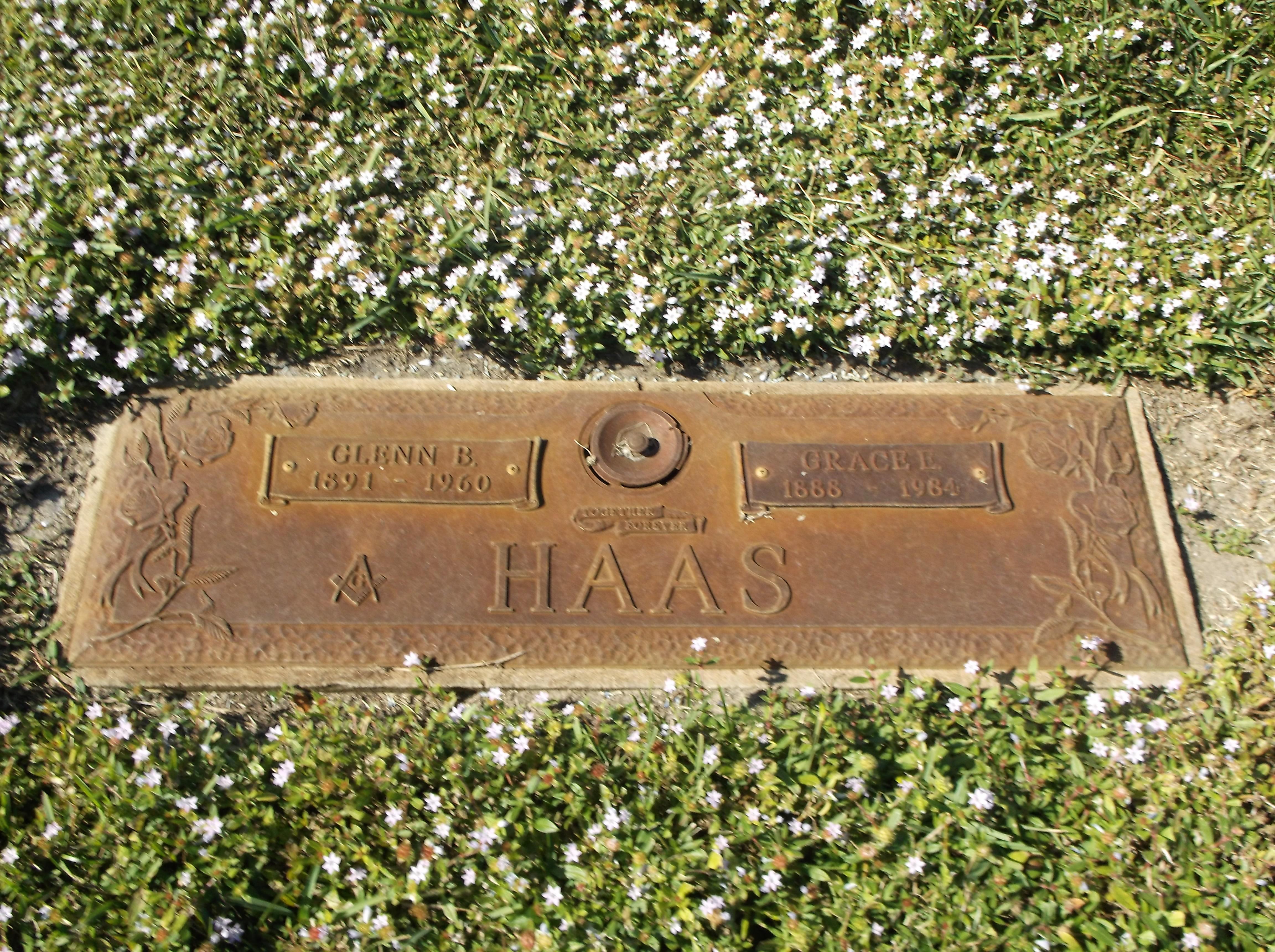 Grace E Haas
