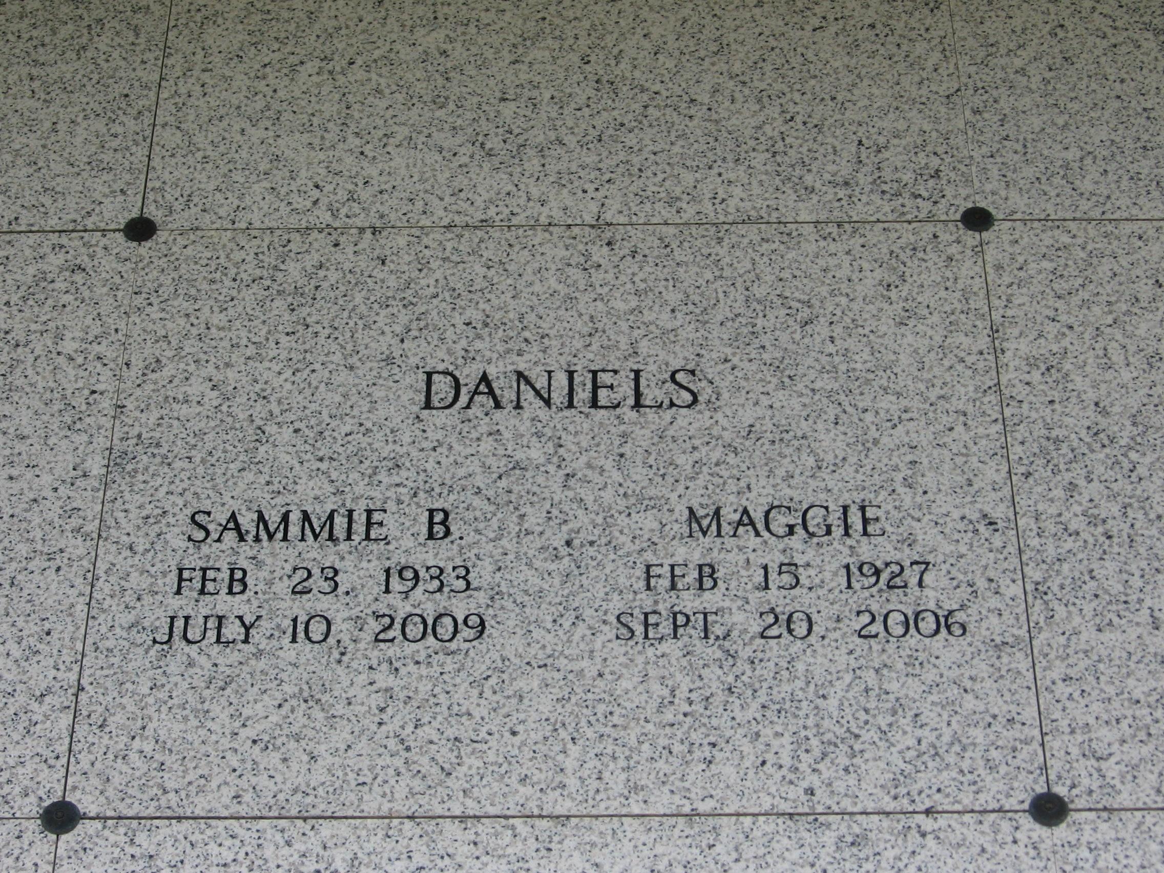 Maggie Daniels Maggie Daniels